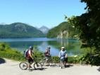 Mountain Biker: Die Gegend ist gerade bei Mountain-Biker sehr beliebt