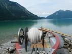 Leih-Ruderboot am Walchensee
